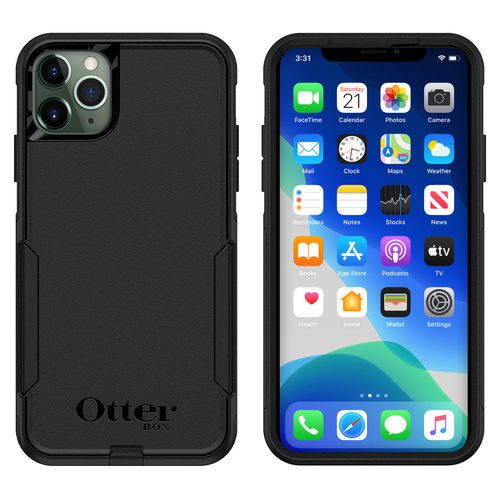 OtterBox Commuter Tough Case for Apple iPhone 11 Pro Max - Black